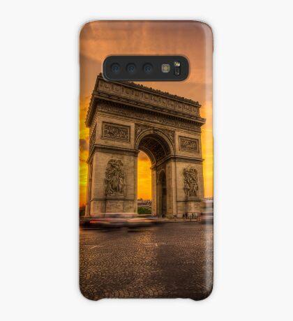 Arc De Triomphe 2 Case/Skin for Samsung Galaxy