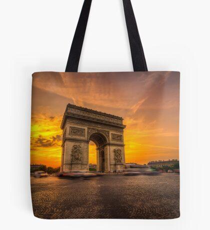 Arc De Triomphe 2 Tote Bag