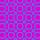 Electric pattern 3 by Silvia Ganora