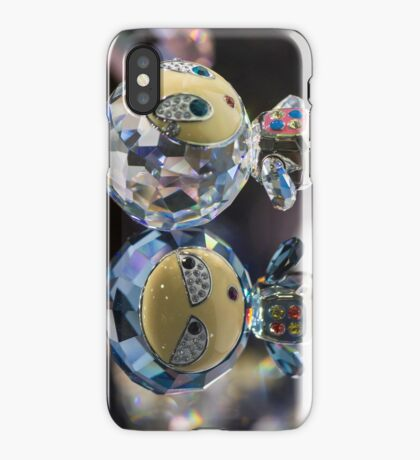 Don't Look Away From Me! iPhone Case