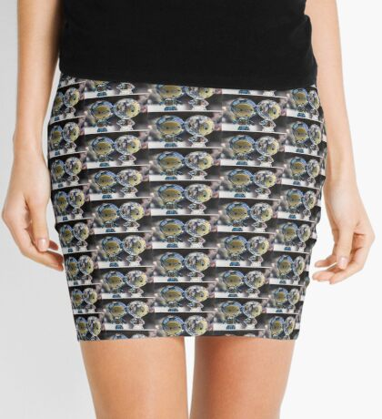 Don't Look Away From Me! Mini Skirt
