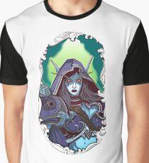 Sylvanas the Banshee Queen Graphic T-Shirt