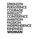 Weiblich, Feministin, Feminismus, Frauenpower, starke Frauen, phänomenale Frauen von futureculture