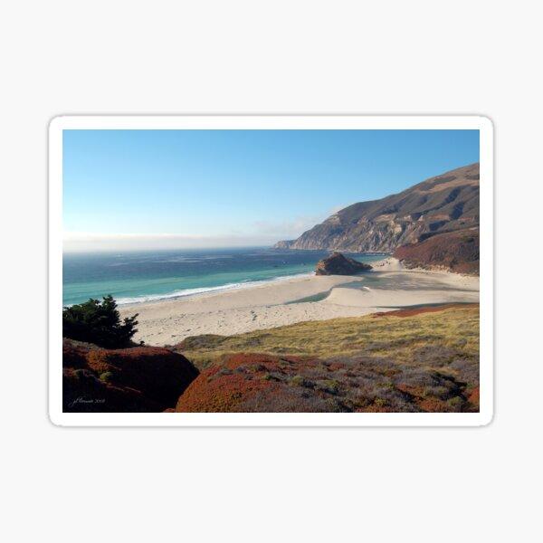 Coastal Tranquility Sticker