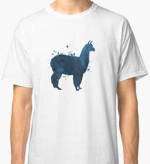 A cute llama Classic T-Shirt