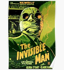 The Invisible Man - The Invisible Man V Poster