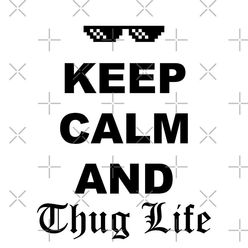 Thug life by Fabio9605