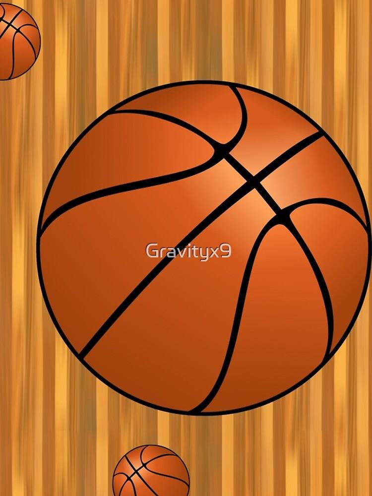 Basketball  by Gravityx9
