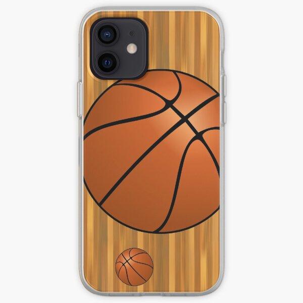 Basketball  iPhone Soft Case
