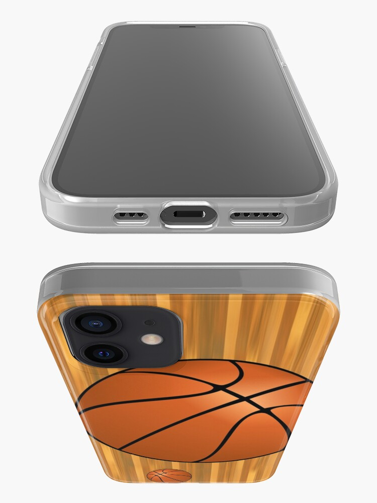 Alternate view of Basketball  iPhone Case & Cover