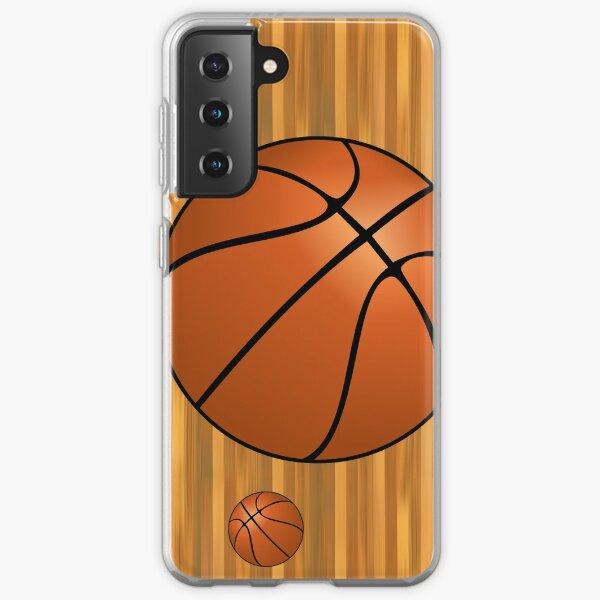 Basketball Coque souple Samsung Galaxy