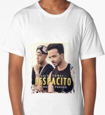 Luis Fonsi & Daddy Yankee Despacito Long T-Shirt