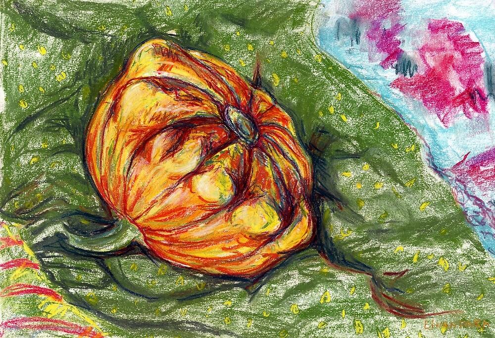 Orange Squash by Alexandra Cook aka Linandara by Linandara