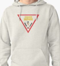 Higher Brothers Made In China Guess Parody Tee  Pullover Hoodie