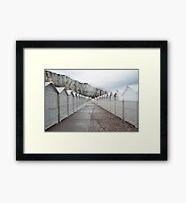 Film Photography: Near the sea #2 Framed Print