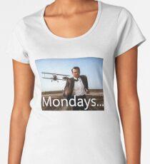 North By Northwest -Mondays Women's Premium T-Shirt