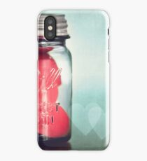 Jar of Hearts iPhone Case