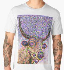 Jeweled Bull Men's Premium T-Shirt