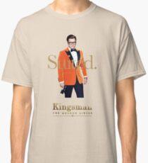 Kingsman Characters Eggsy Classic T-Shirt