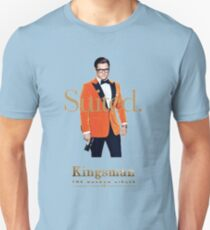 Kingsman Characters Eggsy T-Shirt