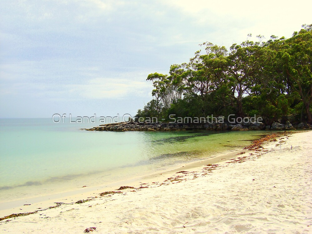 Tranquility by Of Land & Ocean - Samantha Goode