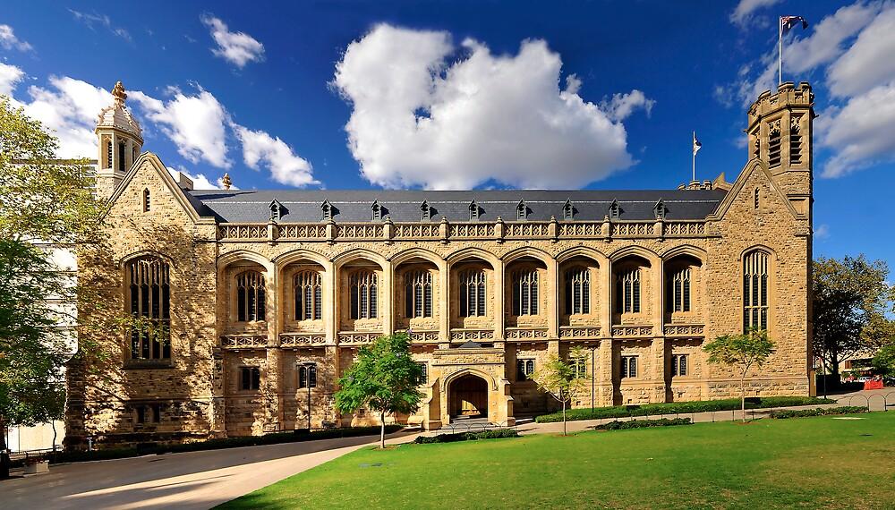 Adelaide University by DocG