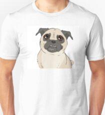 Anxious Pug T-Shirt