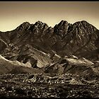 Four Peaks by Roger Passman