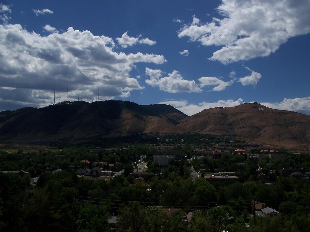 Lookout Mountain #2 by JLDunn