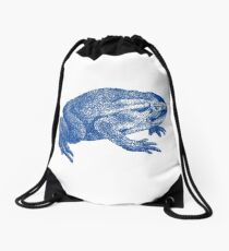 nautic toat Drawstring Bag