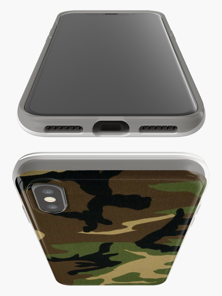 Alternative Ansicht von Camo iPhone-Hülle & Cover
