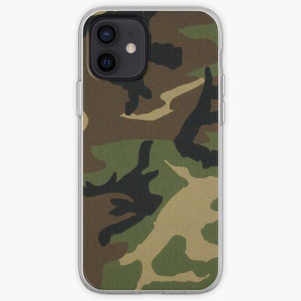 Camo iPhone Soft Case
