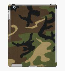 Camo iPad Case/Skin