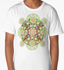 Constellation Mandala II Long T-Shirt
