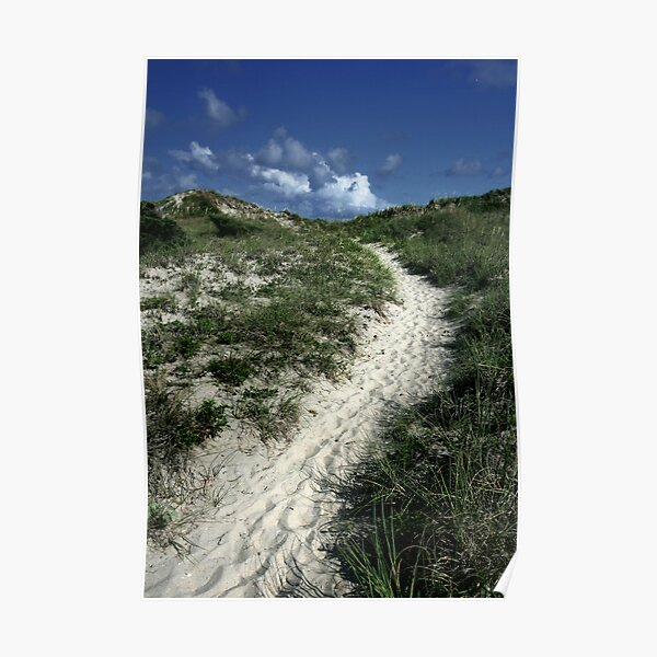 A Sandy Stairway to Heaven  Poster
