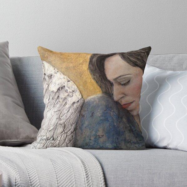 Shielding Throw Pillow