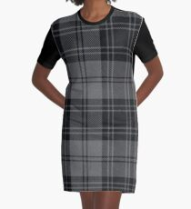 Grey Flannel  Graphic T-Shirt Dress