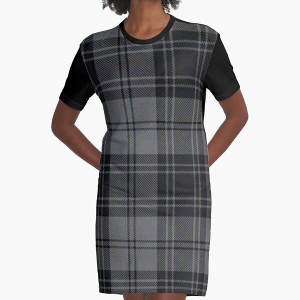 Grey Flannel  Graphic T-Shirt Dress