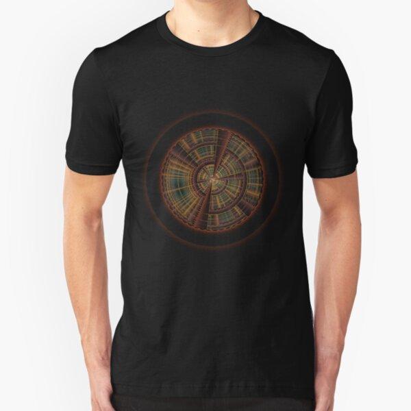 Turbine Meltdown transp. Slim Fit T-Shirt