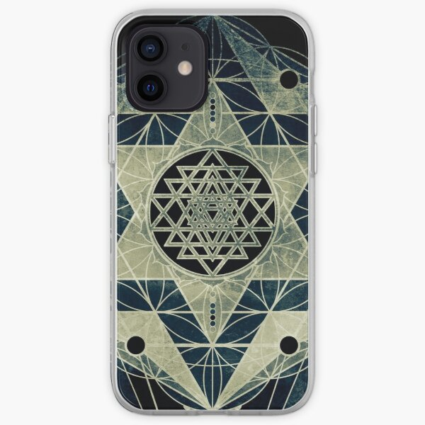 Sacred Geometry for your daily life iPhone Soft Case