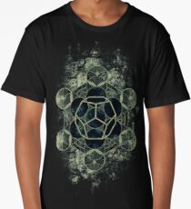 Sacred Geometry for your daily life Long T-Shirt