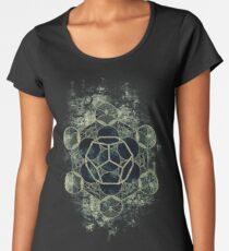 Sacred Geometry for your daily life Women's Premium T-Shirt
