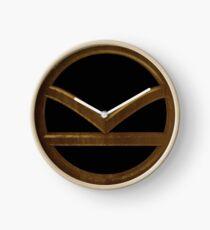 Kingsman Logo Clock