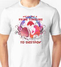 Community: Evil Jeff & Evil Annie The Darkest Timeline T-Shirt