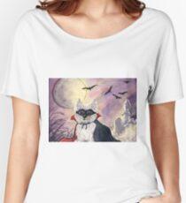Count Westie! Westie dog Halloween Women's Relaxed Fit T-Shirt