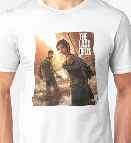 Joel and Ellie Unisex T-Shirt