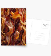 Bacon?... Everyone loves bacon!!! Postcards