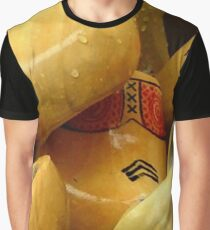 Clogs and Rain so Dutch Graphic T-Shirt