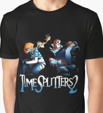 Camiseta gráfica TimeSplitters 2