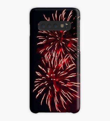 Fireworks Case/Skin for Samsung Galaxy